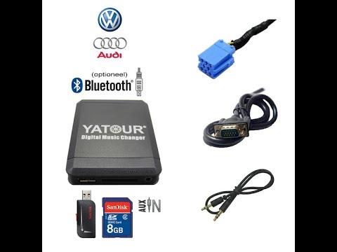 USB Audi Interface Adapter | Muziek Afspelen Via USB Stick