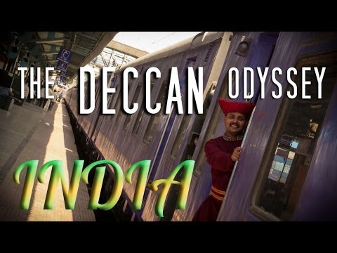 The Deccan Odyssey luxury train, Maharashtra - a Royal Indian Rail experience