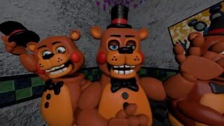 VOTE MODELS (Five Nights At Freddy's sfm animation)