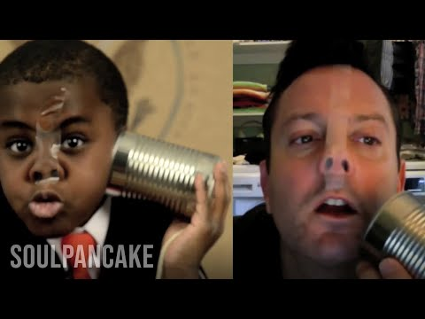 Entertainment: Kid President & Thomas Lennon Fix Global Sadness (YouTube Comedy Week)