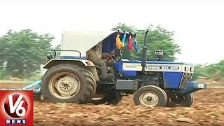 Hike In Diesel Prices Effect On Khammam Farmers | Special Report