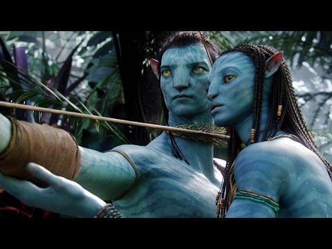 James Cameron's Avatar Full Movie All Cutscenes Cinematic video