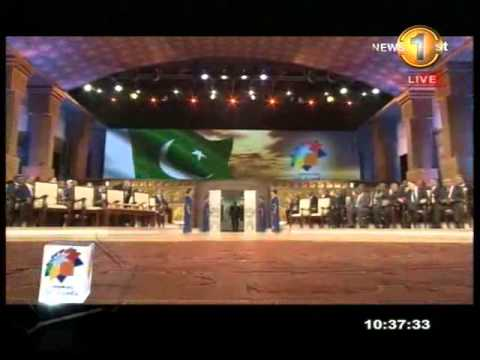 CHOGM 2013 | Opening Ceremony Part4