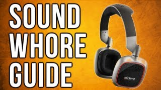 Black Ops 2 In Depth - Sound Whore Guide (Audio Settings Tips & Tricks)