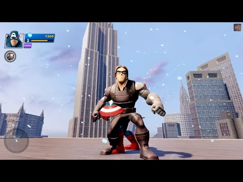 disney infinity 20 marvel superheroes winter soldier