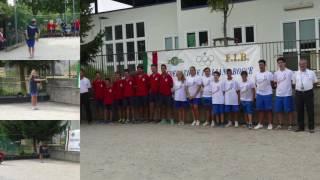 Coppa Italia Giovanile 2016 - Petanque
