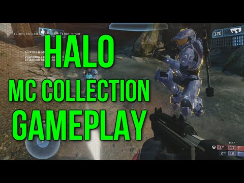 Halo: Master Chief Collection Gameplay Commentary (Gamescom Alpha)
