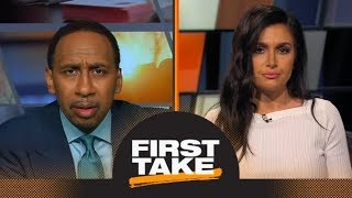 The Worst of Molly From First Take Interrupting and Being Annoying