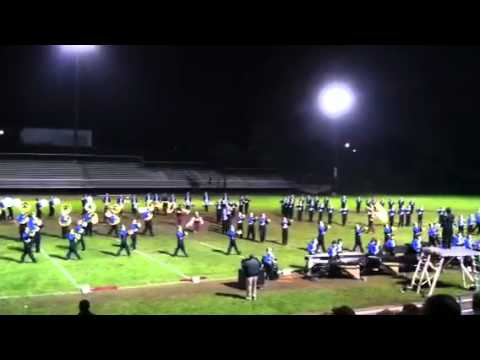 Salem high school band nh