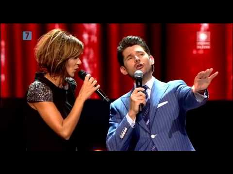 Edyta Górniak & Matt Dusk - All the Way - LIVE