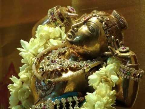 Carnatic Krithi (Raga Abheri) on Sri Krishna - Gokula Nilaya...