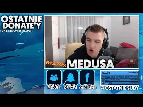 JANINA BĄK JEDZIE NA WAKACJE ZOBACZ!!!!   Medusa Official