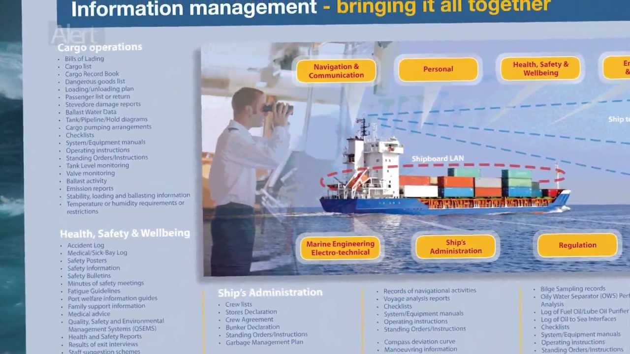 maritime safety using e navigation technologies Foresee your safety: maritime safety the waterfront is a navigation learning topics purchase license coastal training technologies corp.