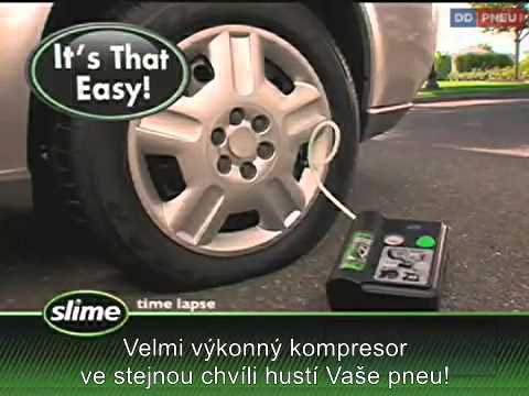 Automatická opravná sada Slime Safety spair