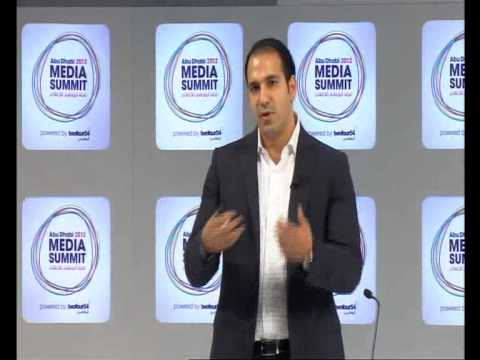 Abu Dhabi Media Summit 2012: