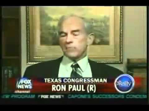 Ron Paul Finally Shuts Bill oReilly up Someone had to do it