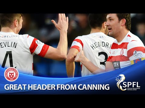 Martin Canning strikes against Ross County again!