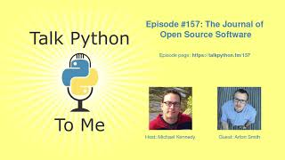 #157: The Journal of Open Source Software