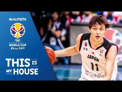 Top Assists so far - Japan | FIBA Basketball World Cup 2019 - Asian Qualifiers thumbnail