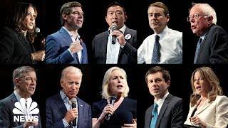 Download Song Democratic Presidential Debate - June 27 (Full) | NBC News Free StafaMp3