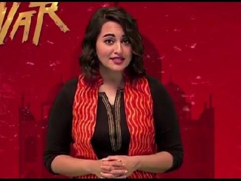 Sonakshi Gets Her Tevar On Eros Now | Tevar | Sonakshi Sinha & Arjun Kapoor