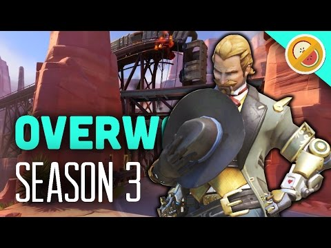 SEASON 3 PLACEMENTS! WIN OR FAIL? - Overwatch Competitive Gameplay