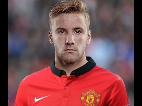 MANCHESTER UNITED SIGN LUKE SHAW - FUCKING HELL 2 IN 1 DAY!