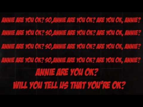 Annie Are You Ok? - Maicol Gecson :-) video