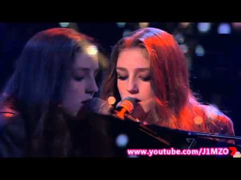Birdy performing Skinny Love live on The X Factor Australia 2012
