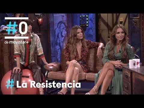 LA RESISTENCIA - Maribel Verdú, Paula Echevarría y Juana Acosta | #LaResistencia 01.10.2018