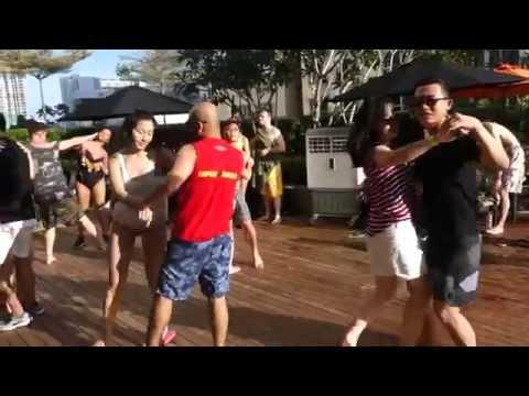 Zouk SEA 2016 - 7 - Pool party ~ video by Zouk Soul