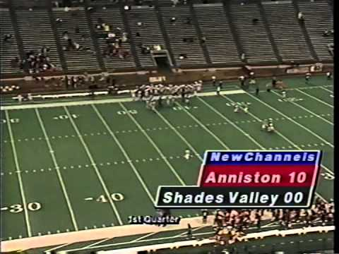 "(AL) Anniston High School ""The Road to the 6A State Championship 1994"" Part II"
