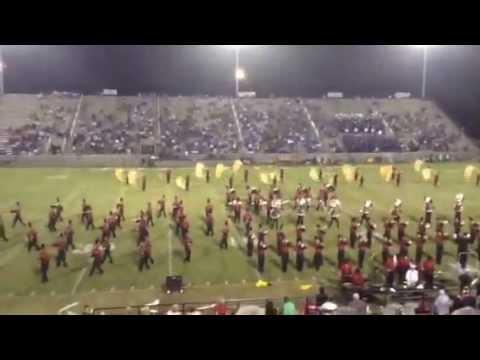 Dothan High School Marching Band 2014