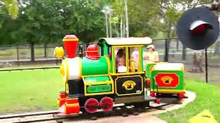 Vlad and Nikita Kids Funny Playtime in Safari Park