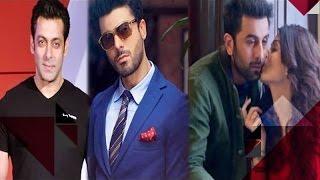 Salman Cancels Press Meet To Avoid Fawad's Question | Ranbir & Aishwarya's Hot Scenes Gets Chopped