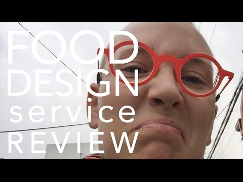 Food Design Service Review - Lego Cafe in Seoul, South Korea