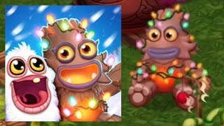 My Singing Monsters: Dawn of Fire - Christmas Update!