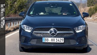 Mercedes-Benz A 220d Real Driving Emissions Test (RDE) – Emissions Demonstrator