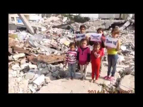 Warm Winter for Children in Gaza