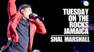 Shal Marshall - Party We Love / Splinters LIVE | Tuesday On The Rocks Jamaica 2019