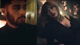 Twitter EXPLODES Over Zayn & Taylor Swift