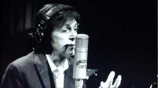 Paul McCartney (ft. Joe Walsh & Diana Krall) - My Valentine live 10 02 2012 Capitol Records USA