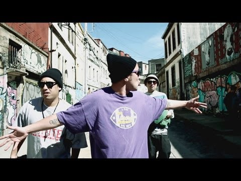 Nacional de Rap Chileno Valparaíso 2012 (Video Oficial por ZKT1 Audiovisual)
