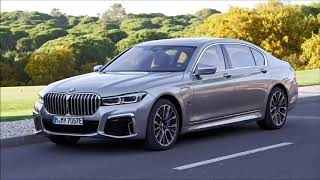 New BMW 745Le xDrive Plug-in Hybrid 2020 - Review
