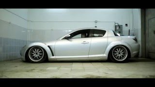 "THIRTEEN™ ""Mazda RX-8 on Air"" PROMO"