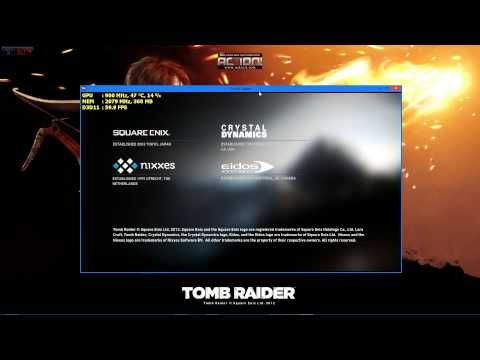 [Resolvido] Tomb Raider - Unable to create cinstream: chaosbeach [Fatal Error]