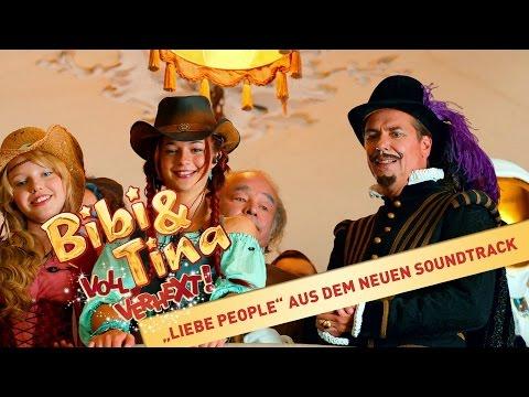 """BIBI & TINA: VOLL VERHEXT! - Das offizielle Musikvideo zu """"Liebe People"""""""