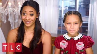 Stephen Curry's Little Sister Needs a Wedding Dress! | Say Yes to the Dress
