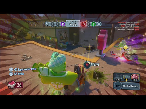 Plants vs. Zombies: Garden Warfare - Gameplay Walkthrough Part 97 - Gnome Bomb (Xbox One)