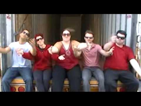 Fill The Truck Style! (Gangnam style parody for charity)